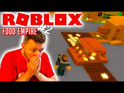 SANDWICH KAOS🍔! - Roblox Food Empire Dansk Ep 2