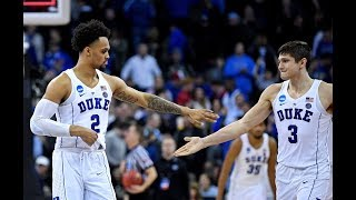 Duke basketball: 2018 March Madness top plays, highlights