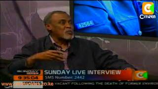 Sunday Live Interview with Yusuf Haji