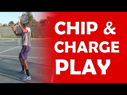 Chip & Charge Play | BEATING PUSHERS