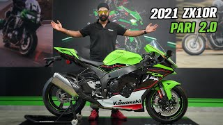 Bought ZX10R so not buying NEW HAYABUSA?