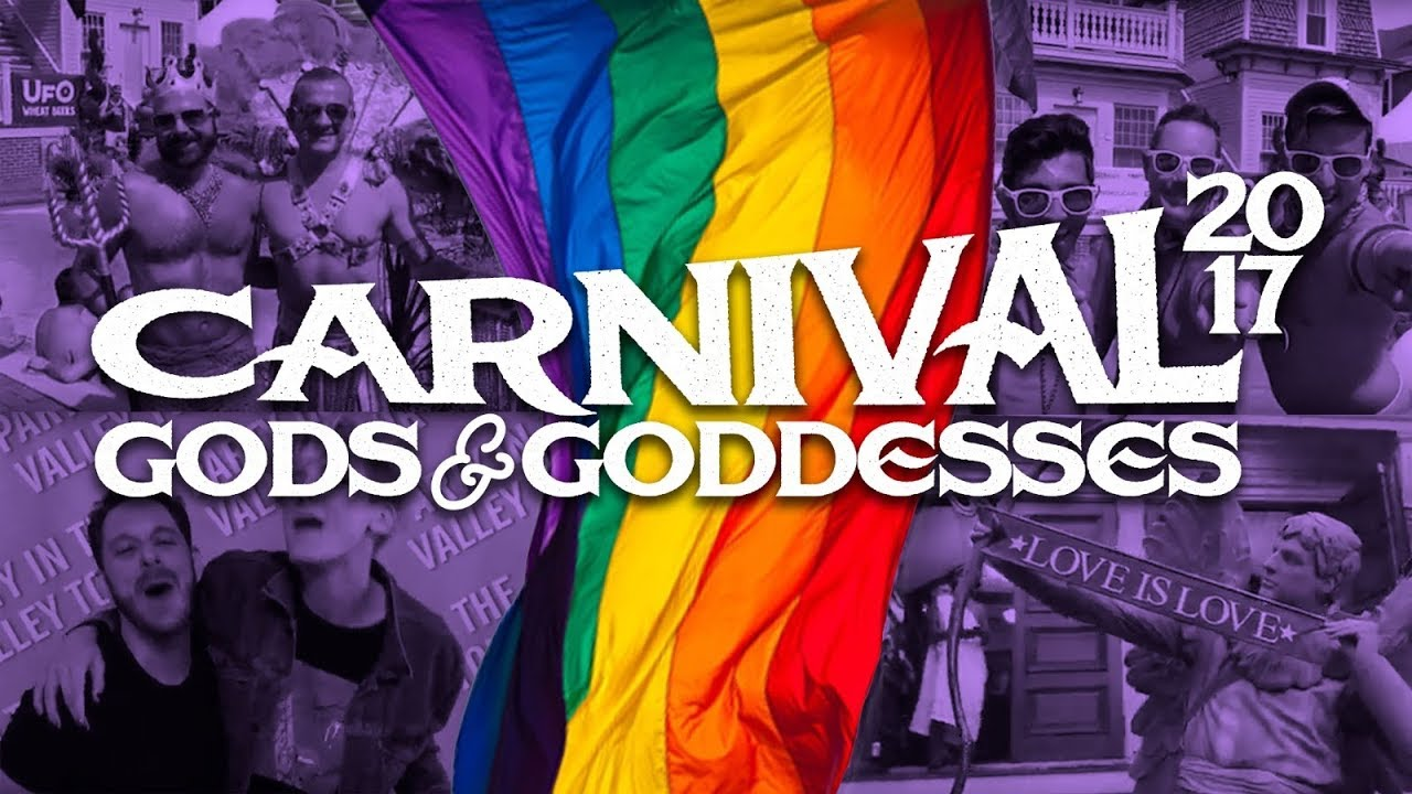 Provincetown Carnival 2017: Gods & Goddesses feat. Betty Who