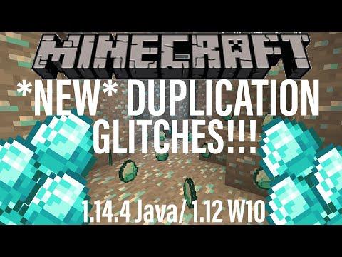 3 *NEW* Minecraft DUPLICATION GLITCHES for ALL PLATFORMS! Village