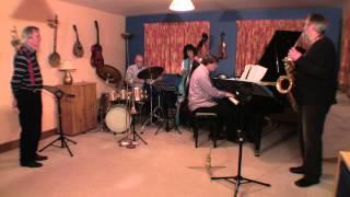 Mike Blakesley Quintet JIVE HOOT