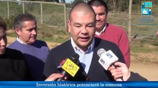 Inversión histórica potenciará la comuna con nuevo Cesfam y pavimentación