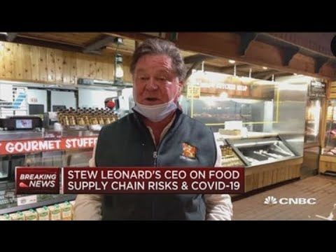 There is going to be a meat shortage in the U.S.: Stew Leonard's CEO