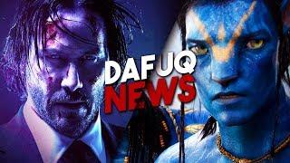 Avengers vs Thanos - przecieki się potwierdziły! Nowy Joker i John Wick!