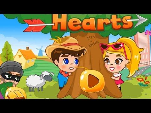 NEW Игры для детей Tale Of Two Hearts Мультик для девочек
