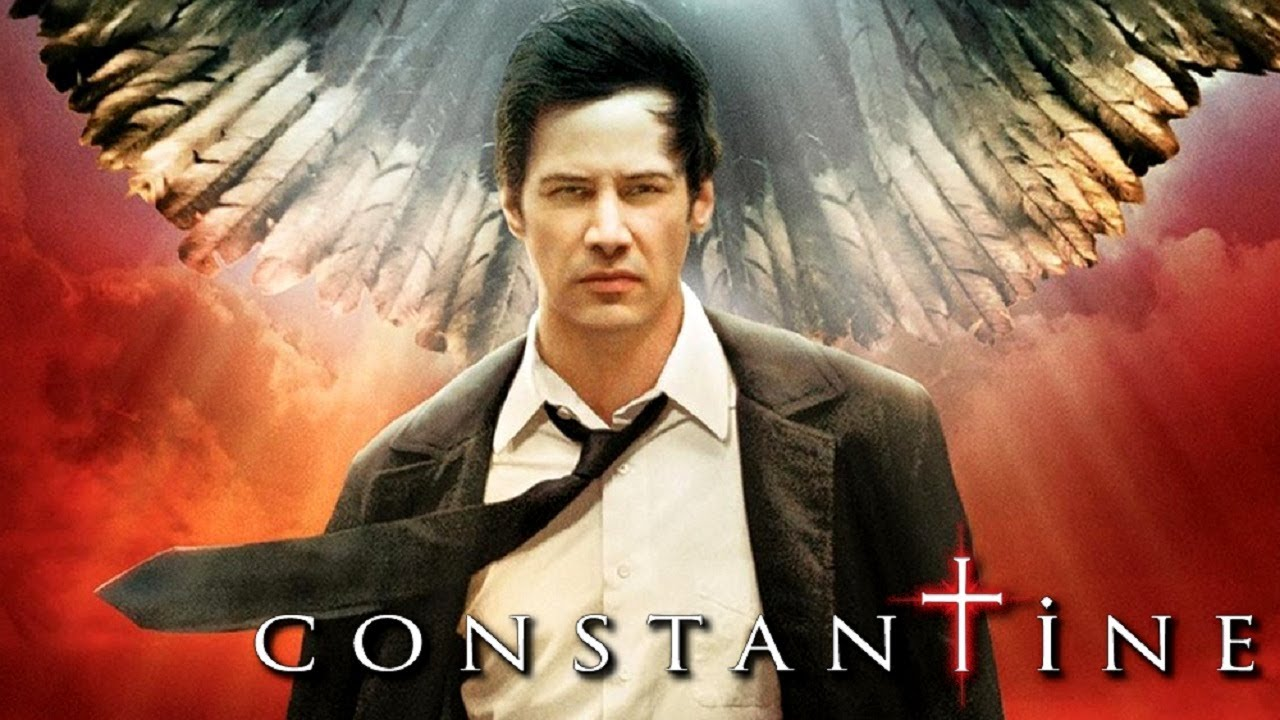 Download Constantine (2005) Movie Live Reaction!   First Time Watching!   Livestream!