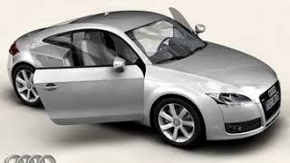 3D Model of Audi TT 2006 Review