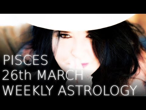pisces weekly horoscope 10 march 2020 by michele knight