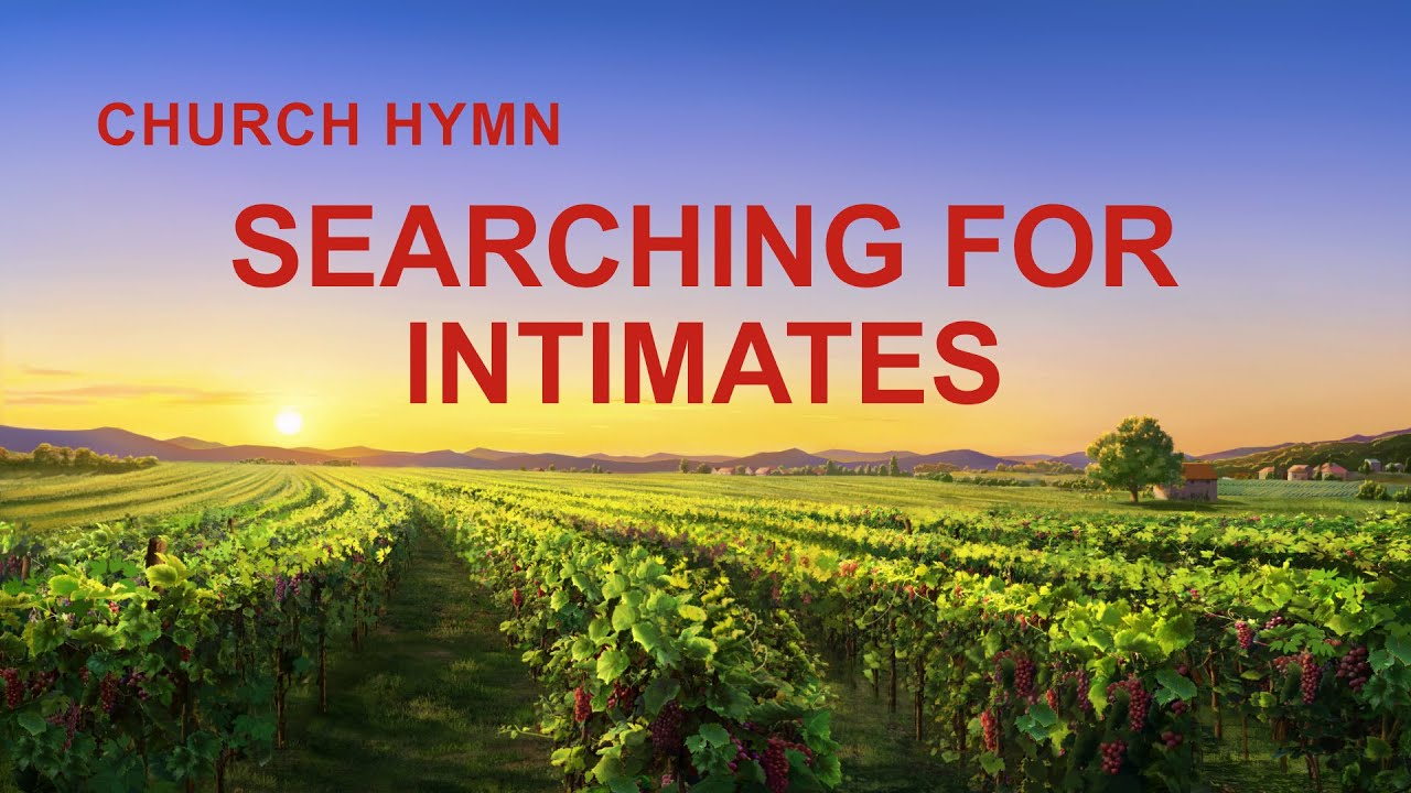 """""""Searching for Intimates"""" 