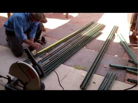How-to Weld Metal Storage Racks by Mitchell Dillman