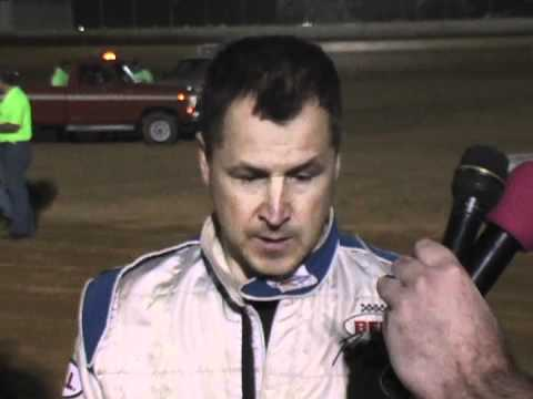 Trail-Way Speedway 358 Sprint Car Victory Lane 4-13-12