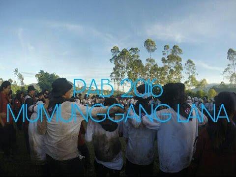 PAB 2016 MUMUNGGANGLANA KMA - KRIDAYA FPTK UPI || PRAKACITAAA'S VLOG #03
