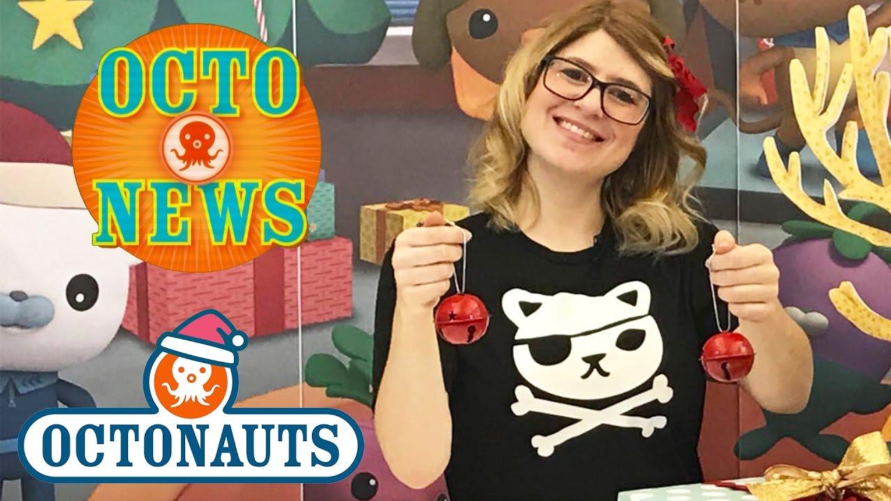 Octonauts - Octo-News | Christmas Special! - YouTube