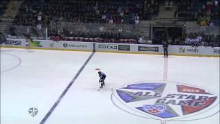 KHL All Star: Эффектный буллит / Shootout