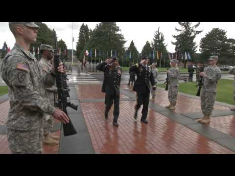 India Army Delegation visits Joint Base Lewis-McChord