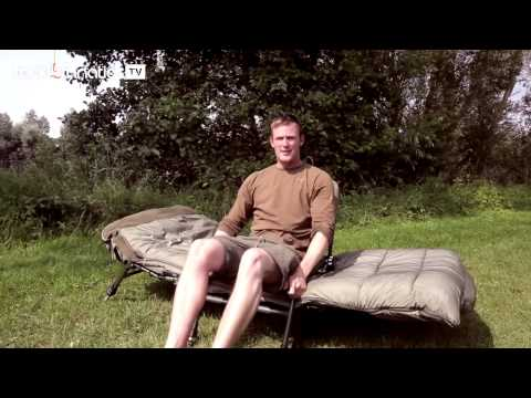 Tackle Fanatics TV - Trakker RLX Transformer Chair