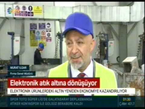 Exitcom Recycling - Murat İLGAR NTV HABER