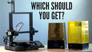 COMPLETE Beginner's Guide t๐ Choosing Your First 3D Printer