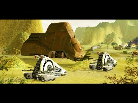 Star Wars EAW FOC Republic at War Part 10