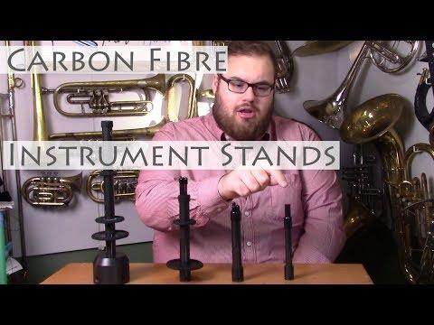 Carbon Fibre Instrument Stands!
