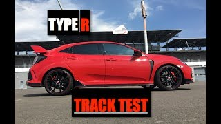 homepage tile video photo for 2018 Honda Civic Type R Track Review - Inside Lane