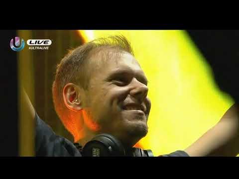 Armin van Buuren LIVE at Ultra Beijing 2018