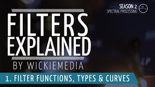 Filters Explained #1 -Functions, curves and types (HPF, LPF, BPF, BCF, NOTCH..)