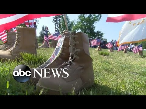 Americans share their patriotic acts this Memorial Day