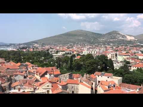 Croatia Travel Guide : Day Trip Trogir, The World Heritage Site, Croatia