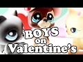 LPS - 10 Types of Boys on Valentine's Day!