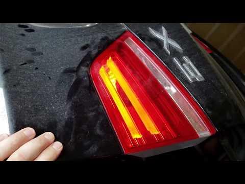 $30 BMW X3 F25 rear LED fix – DIY