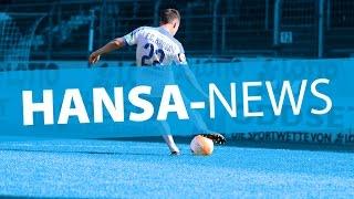 Hansa-News vor dem 33. Spieltag