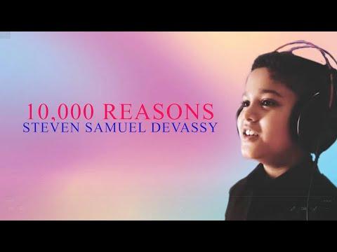 10,000 Reasons - - Steven Samuel Devassy (Lyric Video) 2020