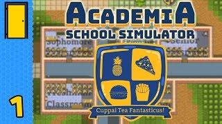 Sir! The Dog Ate My Homework! | Academia: School Simulator - Part 1