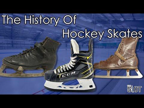 The History of Hockey Skates