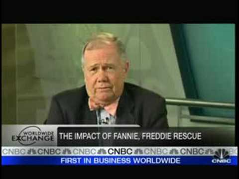 Jim Rogers Speaks the Truth about Fannie Mae and Freddie Mac