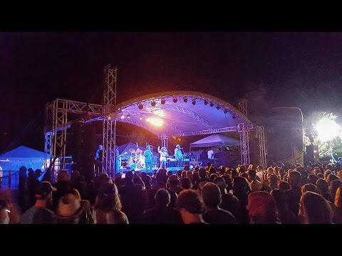 Black Uhuru - Full Set - Lake Worth Reggae Fest, 4-9-2016