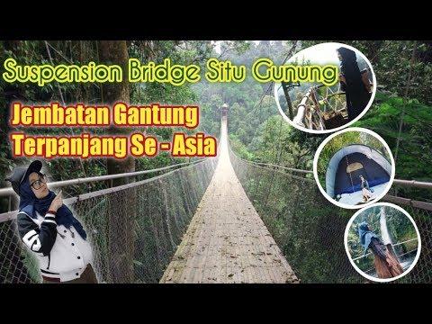 wisata-alam-situ-gunung-sukabumi-||-suspension-bridge-&-curug-sawer