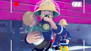 Fireman Sam New Episodes | Pontypandy Heatwave - The Team fights fire! | 1 Hour  🚒 🔥 Kids cartoon