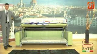 ≥ Детский диван трансформер в двухъярусную кровать Киев купить, цена, интернет магазин(, 2014-06-25T15:31:29.000Z)
