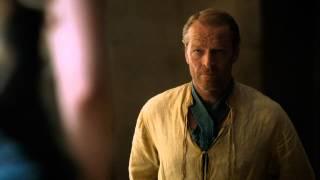 Game of Thrones Season 4: Episode #8 Clip - Dany Confronts Jorah (HBO)