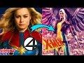 Las películas que Marvel STUDIOS debe hacer con los X men y 4 Fantasticos | SJ