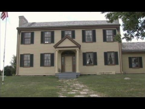 "Illinois Adventure #1501 ""Colonel Davenport House"""