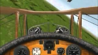 Red Baron II - game trailer FR (1997) PC (Windows)