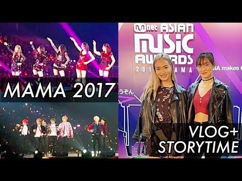 MAMA 2017 IN HONG KONG (EXO, BTS, GOT7, RED VELVET ...) VLOG + STORYTIME