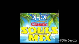CLASSIC SOULS MIX SEPTEMBER 2019 DJ-JOE