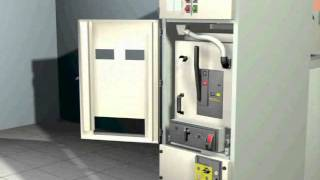 Schneider Electric MCset Draw Out CB